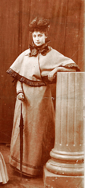Marguerite Yourcenar bikini
